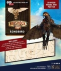 IncrediBuilds: BioShock Infinite: Songbird 3D Wood Model and Poster - Book