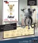 IncrediBuilds: Fallout: Mr. Handy 3D Wood Model and Poster - Book