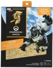 IncrediBuilds: Overwatch: Winston 3D Wood Model and Poster - Book