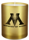 Harry Potter: Ministry of Magic Glass Votive Candle - Book