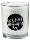 Harry Potter: Mischief Managed Glass Votive Candle - Book