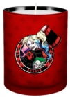 DC Comics: Harley Quinn Glass Votive Candle - Book