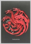 Game of Thrones: House Targaryen Quilled Card - Book