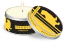 Harry Potter Hufflepuff Scented Tin Candle : Large, Citrus - Book