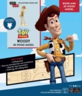 IncrediBuilds Toy Story: Woody Book and 3D Wood Model - Book
