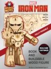 IncrediBuilds: IncrediBots: Marvel: Iron Man - Book