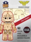IncrediBuilds: IncrediBots: DC Comics: Wonder Woman - Book