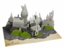 Harry Potter: Hogwarts Pop-Up Card : Reduced Size - Book