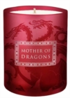 Game of Thrones: Mother of Dragons Glass Candle - Book