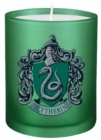 Harry Potter: Slytherin Glass Votive Candle - Book