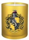 Harry Potter: Hufflepuff Glass Votive Candle - Book