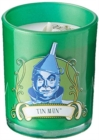 The Wizard of Oz: Tin Man Glass Votive Candle - Book