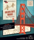 IncrediBuilds: San Francisco: Golden Gate Bridge Book and 3D Wood Model - Book