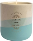 Self-Care Ceramic Candle (11 oz.) - Book