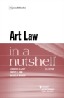Art Law in a Nutshell - eBook