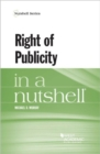 Right of Publicity in a Nutshell - Book