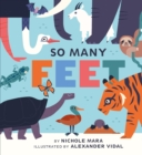 So Many Feet - eBook
