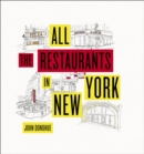 All the Restaurants in New York - eBook