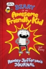 Diary of an Awesome Friendly Kid: Rowley Jefferson's Journal - eBook