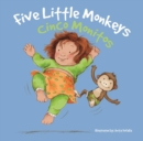 Cinco monitos : Five Little Monkeys - eBook