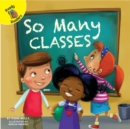 So Many Classes - eBook
