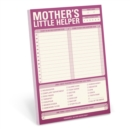 Knock Knock Mother's Little Helper Pad - Book