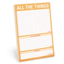 Knock Knock All The Things Pad - Book