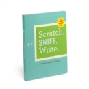 Knock Knock Scratch. Sniff. Write. Journal - Book