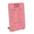 Knock Knock Mood Alert Desktop Pegboard - Book
