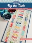 Moda All-Stars - Top the Table : 17 Quilt Patterns for Runners, Toppers, and More! - eBook