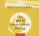 Most Important Thing, Volume 1 : Discovering Truth at the Heart of Life - Book
