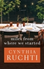 Miles from Where We Started - Book