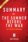 Summary of The Summer Before the War : by Helen Simonson | Includes Analysis - eBook