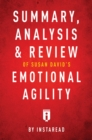 Summary, Analysis & Review of Susan David's Emotional Agility by Instaread - eBook