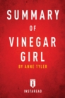 Summary of Vinegar Girl : by Anne Tyler | Includes Analysis - eBook