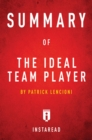 Summary of The Ideal Team Player : by Patrick Lencioni | Includes Analysis - eBook