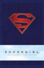 Supergirl hardcover Ruled Journal - Book