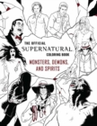 The Official Supernatural Coloring Book: Monsters, Demons, and Spirits - Book