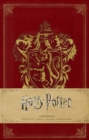 Harry Potter Gryffindor Hardcover Ruled Journal - Book