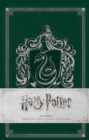 Harry Potter: Slytherin Ruled Pocket Journal - Book