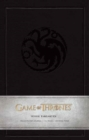 Game of Thrones: House Targaryen Ruled Pocket Journal - Book