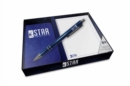 DC Comics: S.T.A.R. Labs Desktop Stationery Set (With Pen) - Book