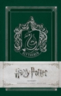 Harry Potter: Slytherin Ruled Notebook - Book