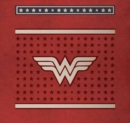 DC Comics: Wonder Woman Deluxe Stationery Set - Book