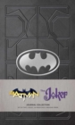 DC Comics: Character Journal Collection : Batman and Joker Set of 2 - Book