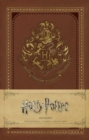 Harry Potter: Hogwarts Ruled Notebook - Book