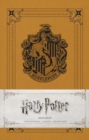 Harry Potter: Hufflepuff Ruled Notebook - Book
