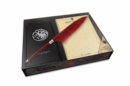 Game of Thrones: House Targaryen : Desktop Stationery Set (With Pen) - Book