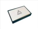 Harry Potter: Deathly Hallows Foil Note Cards : Set of 10 - Book