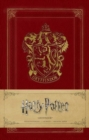 Harry Potter: Gryffindor Ruled Notebook - Book